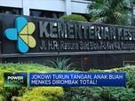 Jokowi Rombak Anak Buah Kemenkes