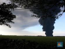 BPH Migas Hitung Kerugian Akibat Kebakaran Kilang Balongan