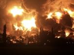 Kebakaran Kilang Pertamina, Ribuan Rumah Warga Mati Listrik