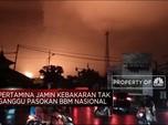 Ledakan Dahsyat Tangki Pertamina