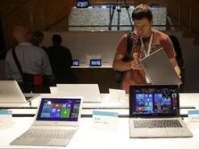 Krisis Chip Dunia, Produk Laptop RI Kena Imbas Parah!