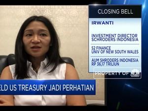 Schroders: Kepanikan di Yield Obligasi AS Hanya Jangka Pendek