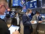 Pekan Indah Buat Wall Street, Dow Jones Dkk Kembali Rekor