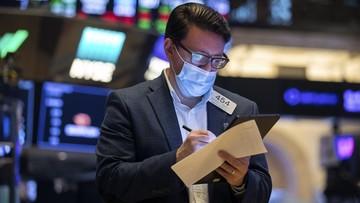 Sambut Kinerja Emiten Perbankan, Dow Jones Dibuka Melesat 1% thumbnail