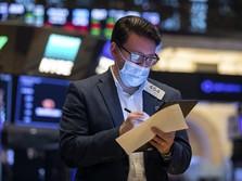 Fed Rate Berpeluang Dinaikkan 2022, Wall Street Dibuka Ambruk