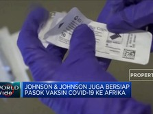 Johnson & Johnson Kirimkan Vaksin ke Eropa Mulai April 2021
