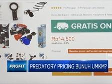 Predatory Pricing Bunuh UMKM?