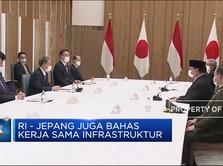 RI - Jepang Kerja Sama Alutsista