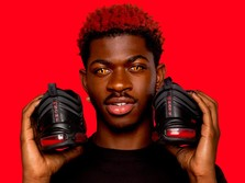 Nike Gugat 'Sepatu Setan' Lil Nas X yang Pakai Darah Manusia