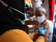 Semua Daerah Lewat, Jakarta Capai Vaksinasi Lansia Tertinggi
