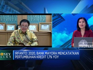 Upaya Bank Mayora Dorong Transformasi Digital