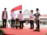 Penampakan Bandara 'Jantung' Kalimantan yang Baru Diresmikan