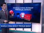 Warga China Boikot Produk Barat