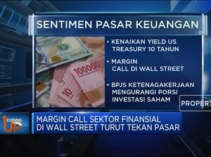 Awan Mendung Bursa Saham