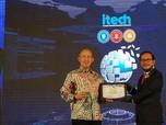 Berkat Inovasi Digital, BPJS Kesehatan Raih Penghargaan