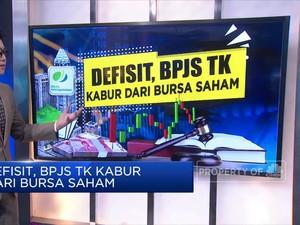 BPJS Ketenagakerjaan Resmi 'Kabur' dari Bursa Saham