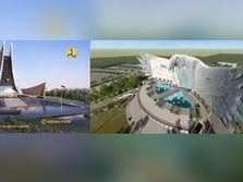 Geger! 'Istana Garuda' Jokowi Ibu Kota Baru Diprotes Arsitek