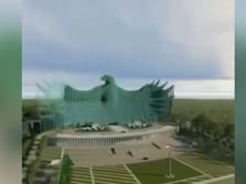 Dikritik Arsitek, Pembuat Istana Garuda Jokowi Komentar Gini!