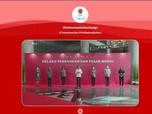 Guyonan Sri Mulyani Saat Diminta Jokowi Sapa Peserta Vaksin