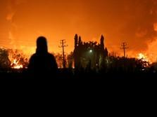 Ahok Bocorkan Penyebab Kebakaran Kilang Balongan Pertamina