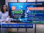 Latah Adu Balap Mobil Listrik