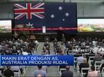 Makin Erat Dengan AS, Australia Produksi Rudal