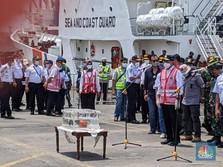 Menhub: Penemuan CVR SJ 182 Ungkap Pembicaraan Pilot-Co Pilot