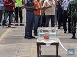 Menhub Beberkan Penemuan CVR Kotak Hitam Sriwijaya Air SJ 182