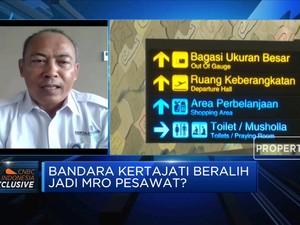 MRO Hingga Embarkasi Haji, Upaya Ramaikan Bandara Kertajati