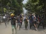 Makin Ngeri! Junta Militer Kini Buru Kritikus Online Myanmar