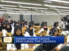 Para Pekerja Harap-harap Cemas Soal Pencairan THR Lebaran