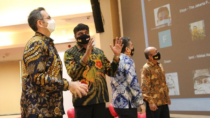 penjualan 4.200 menara Indosat, 30 Maret 2021/Dok Indosat