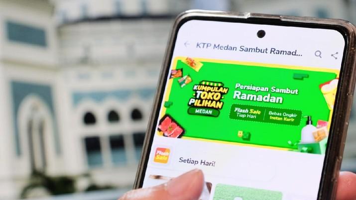 Tokopedia Dorong Kenaikan Transaksi UMKM Medan Hingga 2,5x Lipat