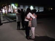 Lagi, Penembakan Terjadi di AS, 1 Orang Tewas & 6 Luka