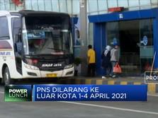 Catat! PNS Dilarang ke Luar Kota 1-4 April 2021