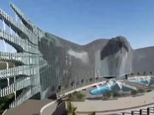 'Istana Garuda' Ibu Kota Baru Bikin Geger, Jokowi Buka Suara!
