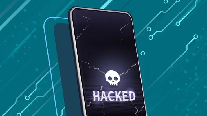 INFOGRAFIS, Waspada! Ini Tanda-Tanda HP Kamu Disadap Hacker