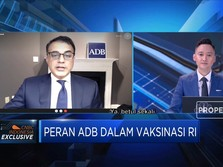 Alasan ADB Pangkas Proyeksi PDB RI 2021 Jadi 4,5%