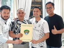 Minat IPO, Raffi-Rudy Salim Suntik Cilegon FC Rp 300 M Lebih