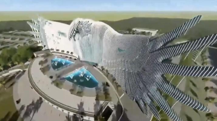 Istana Garuda Presiden Ibu Kota Baru