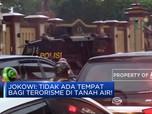 Jokowi: Tak Ada Tempat Bagi Terorisme di Tanah Air!