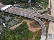 Jokowi Bangun Ribuan Km Tol, Ternyata Beberapa Mandek Lho!