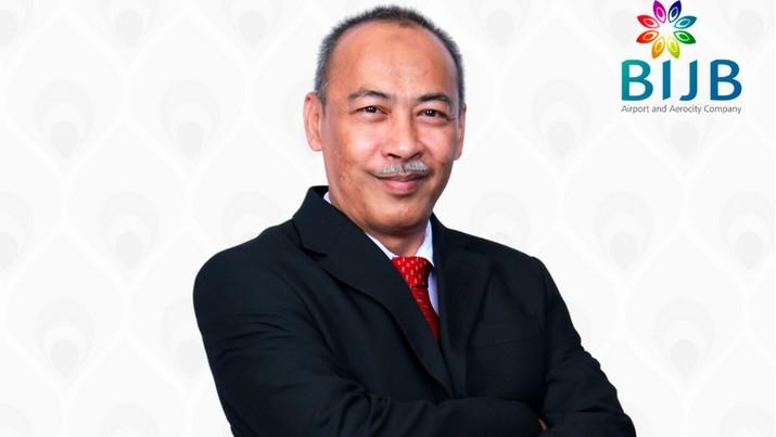 Direktur Utama BIJB Salahudin Rafi