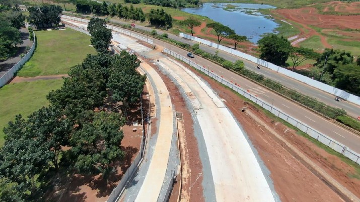 Sinar Mas Land Raih Kredit Sindikasi Rp3,28 Triliun untuk Tol Serpong-Balaraja