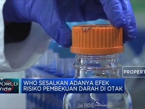 WHO Sesalkan Adanya Efek Risiko Pada Vaksin Astrazeneca