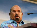 Naik Ojek, Gubernur Papua Masuk Papua Nugini Tanpa Izin