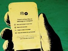 Waspada! Instagram Kamu Bisa Dibajak Via DM