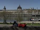 Sekolah Prancis Sepi Bagai 'Kuburan' Saat Pandemi Kian Ganas