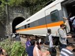 Kecelakaan Kereta di Taiwan: 41 Tewas, 72 Orang Terperangkap