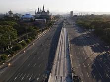 Manila Lockdown, Filipina Kunci 13 Juta Orang